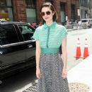 Mary Elizabeth Winstead – Arriving for AOL Build in New York City - 454 x 682