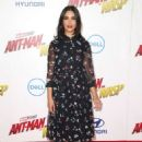 Nikohl Boosheri – 'Ant-Man and The Wasp' Premiere in Los Angeles - 454 x 666
