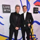 Jon Bon Jovi during the 2017 CFDA Fashion Awards at Hammerstein Ballroom on June 5, 2017 in New York City - 400 x 600