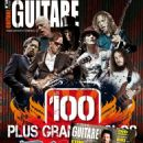 David Gilmour - Guitare Xtreme Magazine Cover [France] (February 2013)
