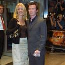 Rick Astley and Lene Bausager