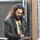 Jason Momoa- January 26, 2017-  Seen at 'Jimmy Kimmel Live'
