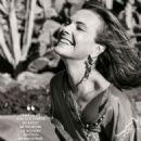 Carole Bouquet - Elle Magazine Pictorial [France] (14 August 2015)