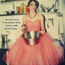 Anna Przybylska - Cosmopolitan Magazine Pictorial [Poland] (May 2013) - 454 x 665
