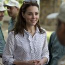 Prince William & Duchess Catherine visit Kaziranga National Park