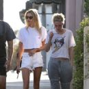 Kristen Stewart and Stella Maxwell – Out in West Hollywood