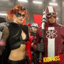 Lindy Booth as Night Bitch in Kick-Ass 2 - 454 x 454