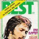 BEST Magazine Cover [France] (December 1974)