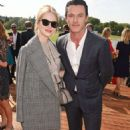 Emma Stone and Luke Evans – Audi Polo Challenge – Day Two in Ascot
