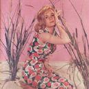 Yvette Mimieux - Movie News Magazine Pictorial [Singapore] (April 1962)