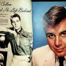 Michael Callan - Movieland Magazine Pictorial [United States] (July 1960)