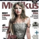 Ana Popović - Muzikus Magazine Cover [Czech Republic] (September 2013)