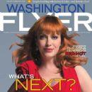 Christina Hendricks - Washington Flyer Magazine Cover [United States] (January 2009)