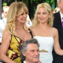 Kate Hudson at Goldie Hawn and Kurt Russell's walk of fame ceremony in Hollywood