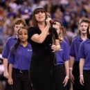 Kelly Clarkson's Super Bowl XLVI National Anthem