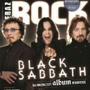 Black Sabbath - Teraz Rock Magazine Cover [Poland] (June 2013)