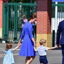 Prince Windsor and Kate Middleton  arrived at Berlin Tegel Airport - 450 x 600