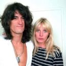 Joe Perry and Billie Montgomery - 454 x 539