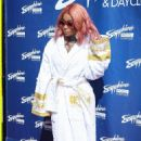 Blac Chyna Hosts Sapphire's Pool Party at Sapphire Pool and Day Club in Las Vegas, Nevada - May 6, 2017 - 454 x 697