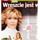 Jane Fonda - Tele Tydzień Magazine Pictorial [Poland] (15 February 2019) - 454 x 642