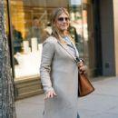 Jennifer Aniston – Leaves Nello Restaurant in New York