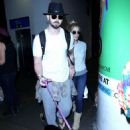 Ashley Greene at LAX airport in Los Angeles