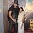 Jason Momoa- May 7, 2015-Mad Max Premiere
