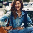 Marie-Ange Casta - Elle Magazine Pictorial [Spain] (August 2015) - 454 x 592