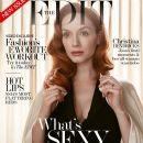 Christina Hendricks - The Edit Magazine Cover [United Kingdom] (27 March 2014)
