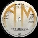 Rita Coolidge - Words
