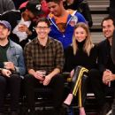 Sydney Sweeney – New York Knicks v New Orleans Pelicans preseason game in NY - 454 x 525