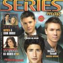 Jensen Ackles, Chad Michael Murray, Matt Dallas, Eva Longoria, Wentworth Miller - series mag Magazine Cover [France] (May 2008)