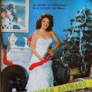 Susan Hayward - Cine Tele Revue Magazine Pictorial [France] (1 December 1966) - 454 x 584