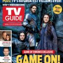 Kit Harington, Michelle Fairley, Richard Madden - TV Guide Magazine Cover [United States] (25 March 2013)