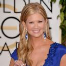 Nancy O'Dell attends the 71st Annual Golden Globe Awards held at The Beverly Hilton Hotel on January 12, 2014 in Beverly Hills, California - 444 x 594