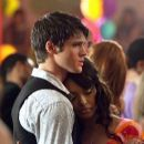Steven R. McQueen and Katerina Graham