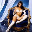 Silvia Colloca - Maxim Magazine May 2004
