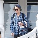 Kristen Stewart Out In San Luis Obispo