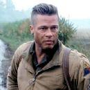 Fury - Brad Pitt - 350 x 441