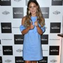 Louise Thompson – Nespresso Launch Party in London - 454 x 730