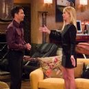 Eric McCormack and Mira Sorvino