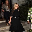 Kate Moss – Leaves Annabel's Club in London - 454 x 595