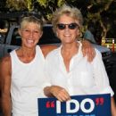 Meredith Baxter and Nancy Locke - 454 x 587