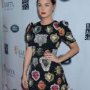 Camilla Luddington – BAFTA Los Angeles + BBC America TV Tea Party in LA - 454 x 821