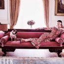Eva Herzigova – Tatler UK Magazine (March 2019) - 454 x 363