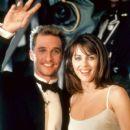 Matthew McConaughey and Elizabeth Hurley