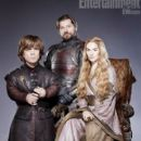 Game of Thrones - Entertainment Weekly Magazine Pictorial [United States] (25 March 2012)