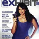Sameera Reddy - Exhibit Magazine Pictorial [India] (December 2011) - 391 x 550