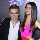"at the Los Angeles premiere of ""Footloose"" held at the Regency Village Theatre in Westwood"