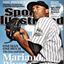 Mariano Rivera - Sports Illustrated Magazine Cover [United States] (5 October 2009)